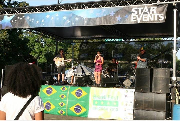 Maracujaz Fest full band